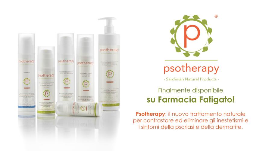 I prodotti Psoterapy