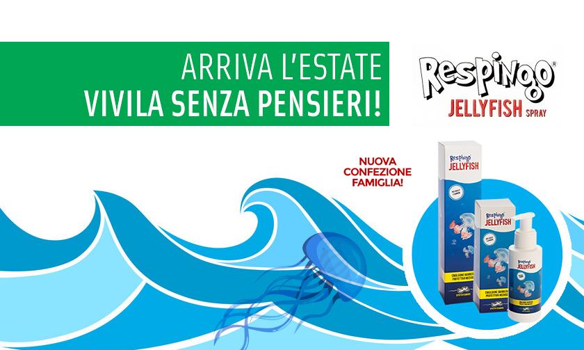 Respingo Kit Jellyfish Antimedusa