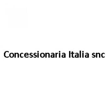 Concessionaria italia snc
