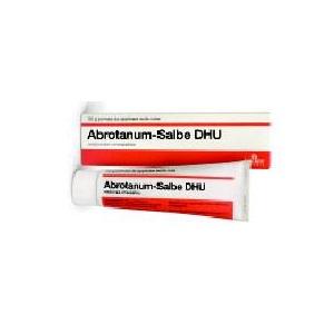 ABROTANUM SALBE 50 gr POMATA DHU