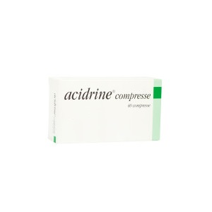 ACIDRINE 40 COMPRESSE