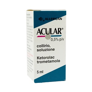 ACULAR COLLIRIO Flacone 5 ml 0,5%