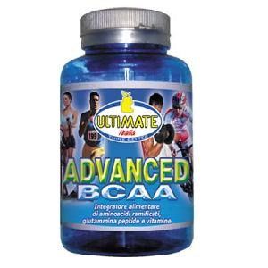 ADVANCED BCAA 400CPR