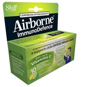 AIRBORNE LIMONE LIME 10CPR EFFERV