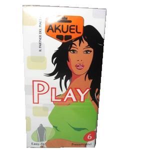 AKUEL PLAY 6 Pezzi