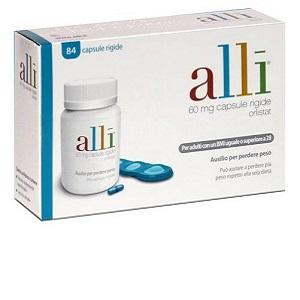 ALLI 84 CAPSULE 60 mg