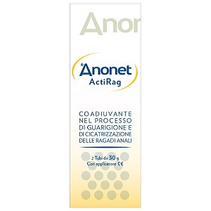 ANONET ACTIRAG 30 + 30 ml