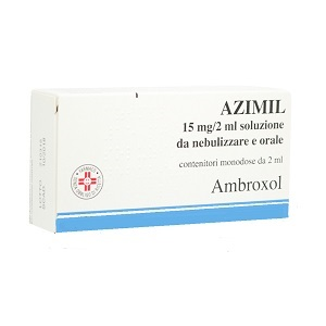 AZIMIL 30 FLACONCINI 15 mg 2 ml