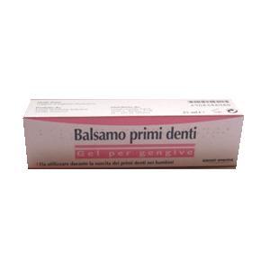 BALSAMO PRIMI DENTI
