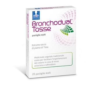 BRONCHODUAL TOSSE 20 PASTIGLIE MOLLI