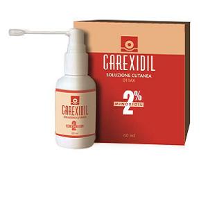 CAREXIDIL SPRAY CUTANEO 60 ml 2%