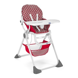CHICCO POCKET LUNCH RED