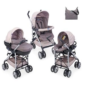 CHICCO TRIO SPRINT BEIGE