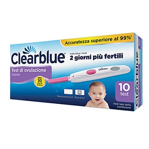 CLEARBLUE TEST OVULAZIONE