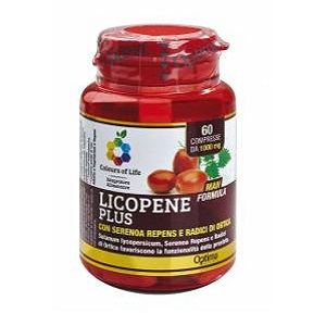 Colours of Life LICOPENE PLUS MAN 1000MG