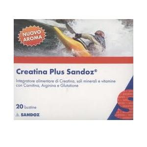 CREATINA PLUS SANDOZ