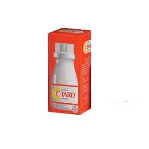 CTARD 60 CAPSULE 500 mg RP