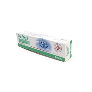 DACRIOGEL GEL TUBO 10 gr 0,3%