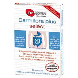 darmflora plus select dr wolz 16 70 prezzo farmacia fatigato. Black Bedroom Furniture Sets. Home Design Ideas
