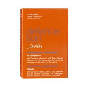 DEFENCE SUN INTEGRATORE