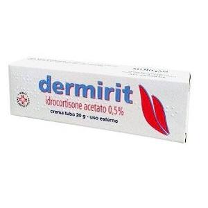 DERMIRIT CREMA 20 gr 0,5%