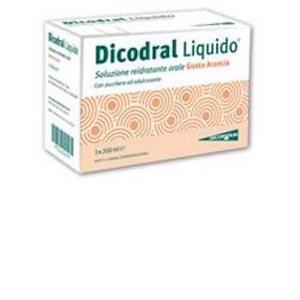 DICODRAL LIQUIDO ARANCIA