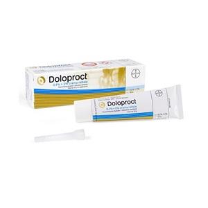DOLOPROCT CREMA RETTALE 30 gr