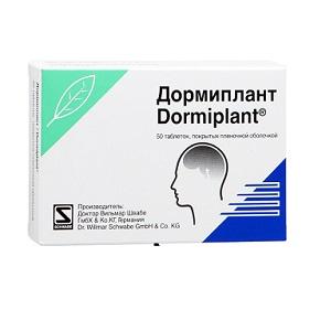 DORMIPLANT 50 COMPRESSE RIVESTITE 160 mg + 80 mg
