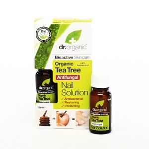 DR ORGANIC TEA TREE NAIL SOLUTION