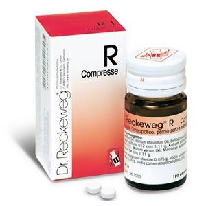 Dr RECKEWEG R16 100 COMPRESSE 0,1 gr