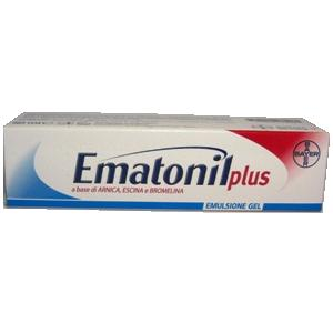 EMATONIL PLUS EMULSIONE GEL