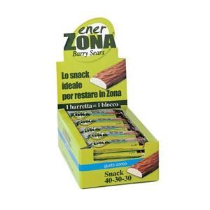 ENERZONA Box SNACK COCCO