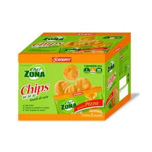 ENERZONA CHIPS PIZZA Astuccio