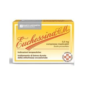 EUCHESSINA C.M. 18 COMPRESSE MASTICABILI