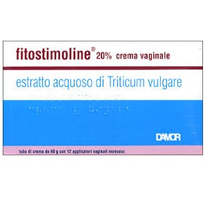 FITOSTIMOLINE CREMA VAGINALE 20%