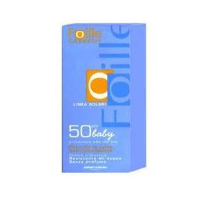 FOILLE SOLARI Crema Bimbi SPF 50+