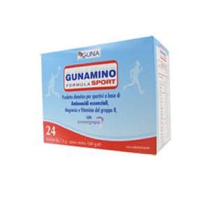 GUNAMINO FORM SPORT 24BUSTE