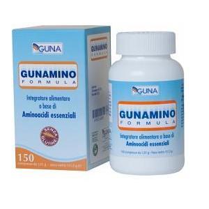 GUNAMINO FORMULA 150 Compresse