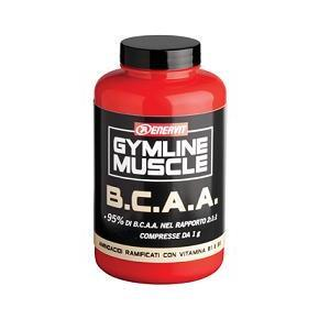 GYMLINE MUSCLE BCAA 95% 120 CAPSULE