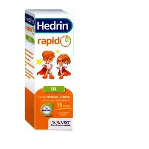 HEDRIN RAPIDO GEL 100 ml