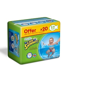 HUGGIES LITTLESWIMMERS BIG PAC S