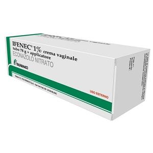 IFENEC CREMA VAGINALE  78 gr 1% APPLICATORE
