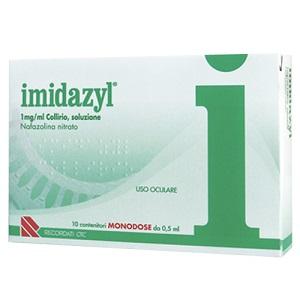 IMIDAZYL COLLIRIO 10 FLACONCINI