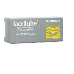 LACRILUBE UNGUENTO OFTALMICO 3,5 gr
