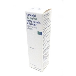 LOMUDAL SPRAY NASALE 30 ml 4 mg