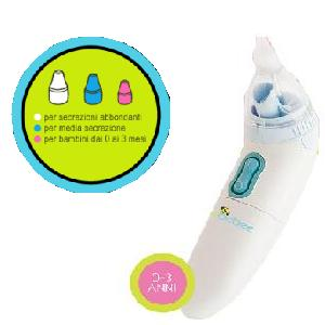MIOBEBE Aspiratore nasale Elettrico