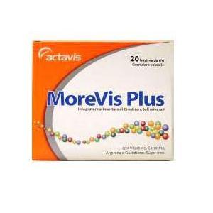 MOREVIS PLUS