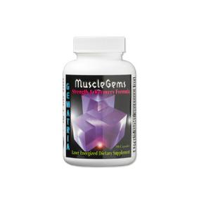 MUSCLE GEMS LASER ENERGIZED
