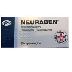 NEURABEN 30 CAPSULE 100 mg
