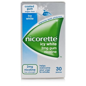 NICORETTE 30 GOMME MASTICABILI 2 mg Menta Senza Zucchero